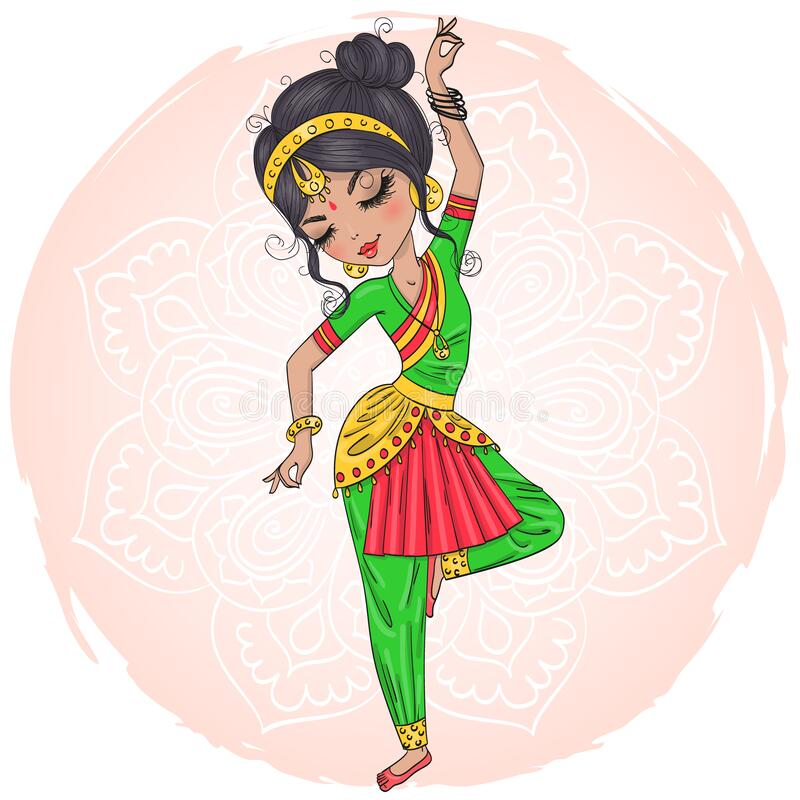 Classical Dance Stock Illustrations 5 936 Classical Dance Stock Illustrations Vectors Clipart Dreamstime