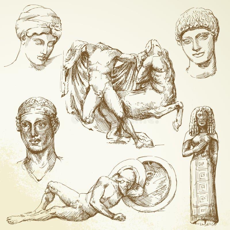 Ancient Greece Stock Photos