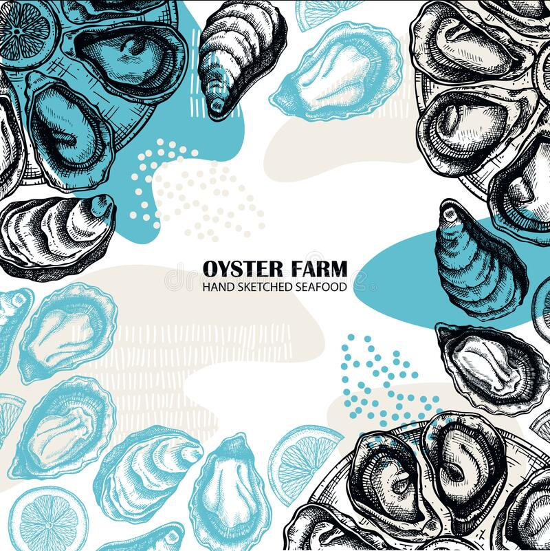 Oyster Stock Illustrations 11,671 Oyster Stock