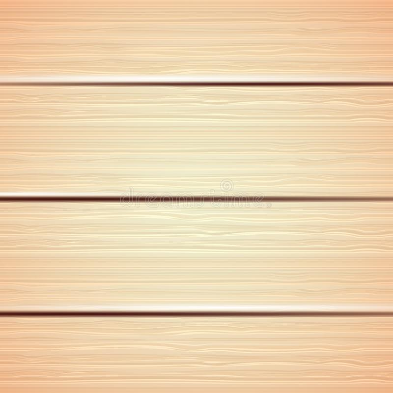 Wooden background. Wood texture, EPS 10 . stock illustration