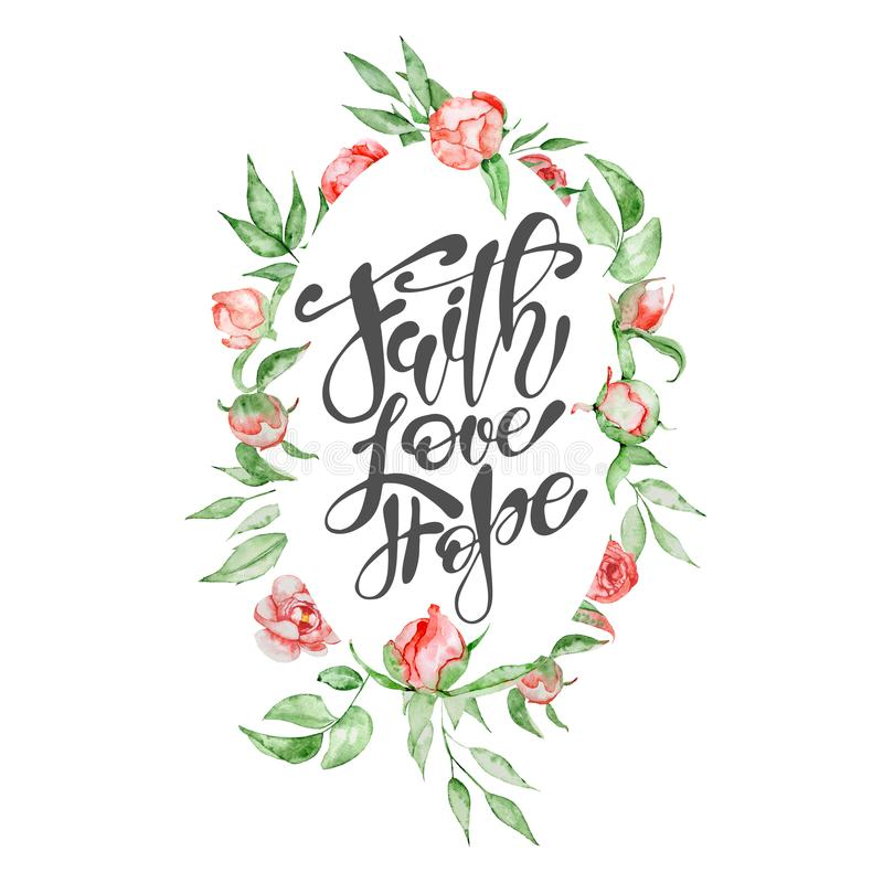 Hand Drawn Easter Quote Greeting Card Templates With Lettering ...
