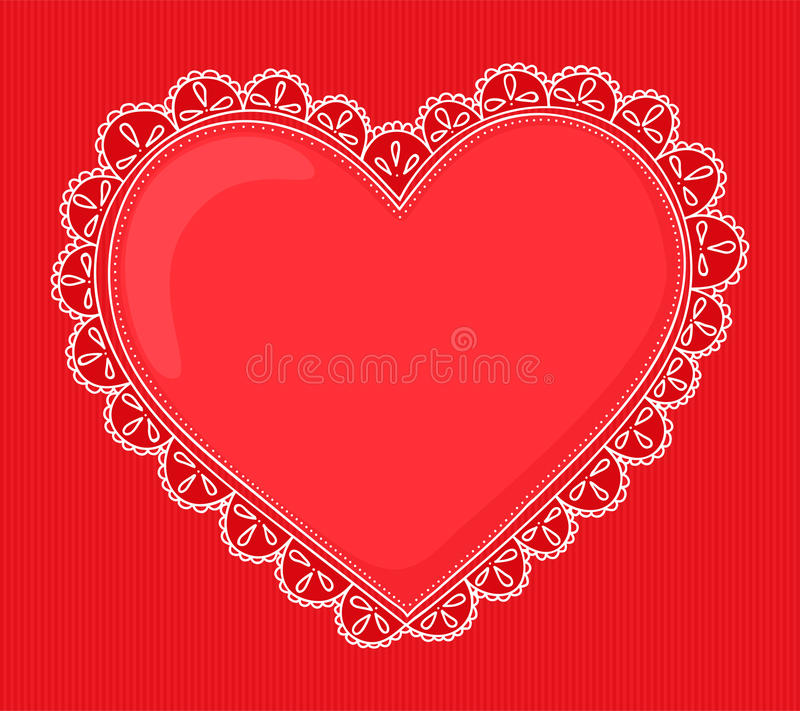 Download Hand drawn heart stock vector. Image of heart, design - 24168531