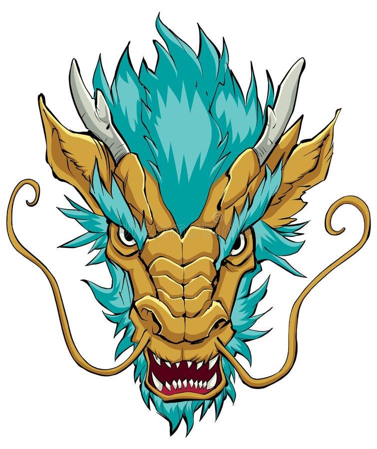 время родов картинки головы восточного дракона имиджевых