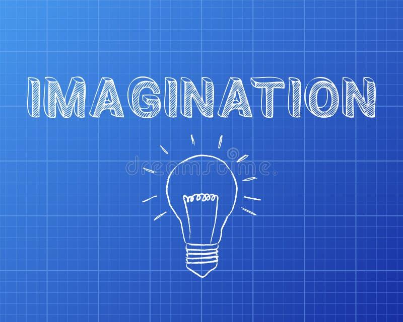 Imagination light bulb blueprint stock vector illustration of word download imagination light bulb blueprint stock vector illustration of word inspiration 105046167 malvernweather Gallery