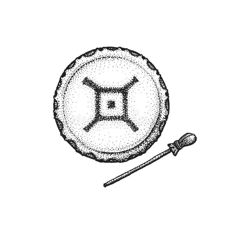 Tambourine Tattoo