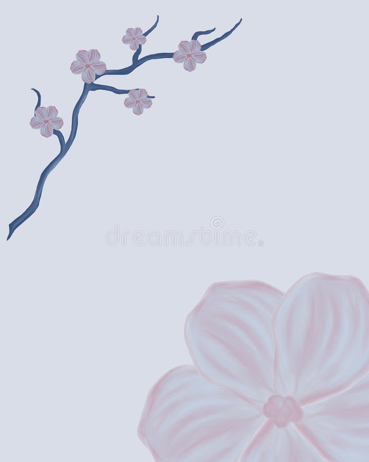 Download Hand Drawn Japanese Style Frame Stock Illustration - Image: 15596110