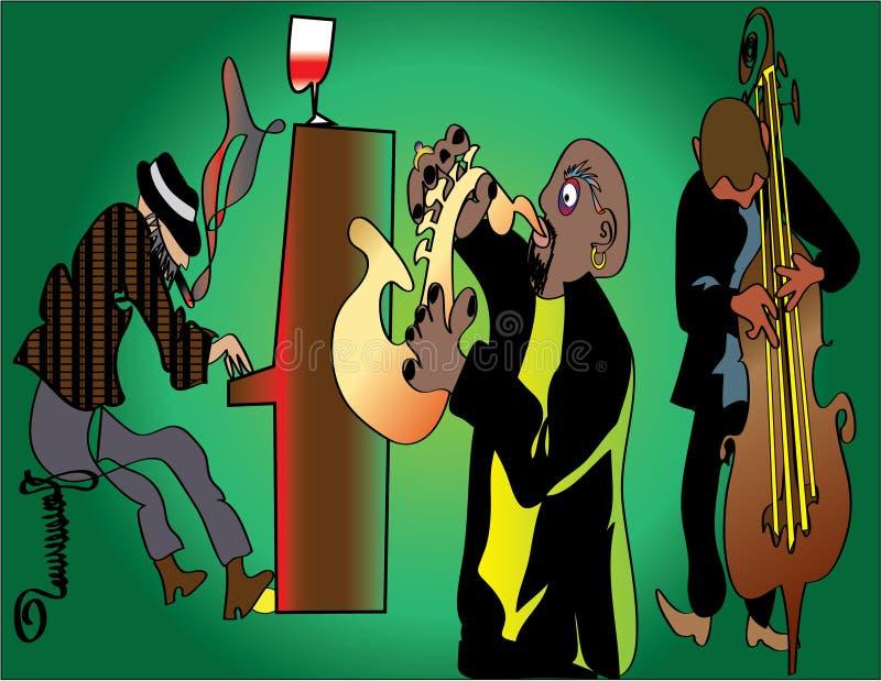 Download Hand Drawn Jazz Band Stock Photos - Image: 22275843