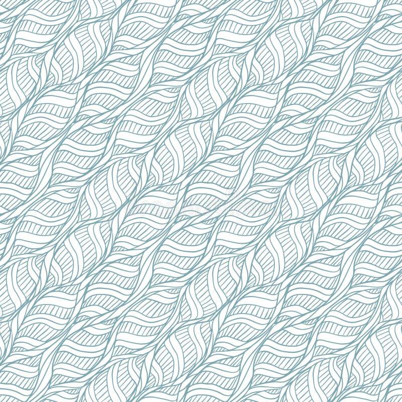 Hand drawn pattern vector illustration