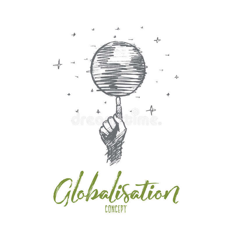 Globalisation Stock Illustrations – 1,175 Globalisation