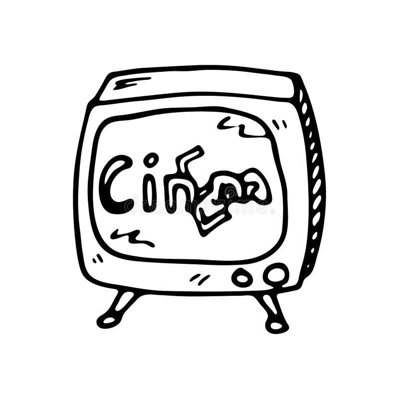Doodle Show Tv Stock Illustrations – 65 Doodle Show Tv Stock