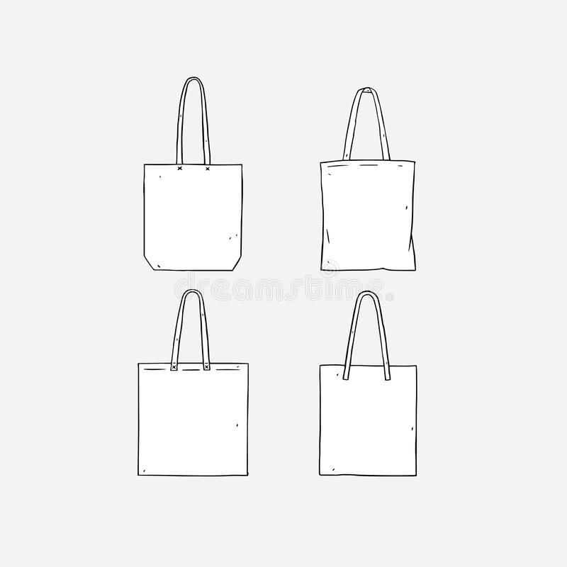 shopping bag template vector images galleries with a bite. Black Bedroom Furniture Sets. Home Design Ideas