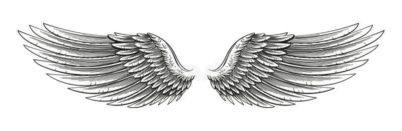 flügel engel vorlage