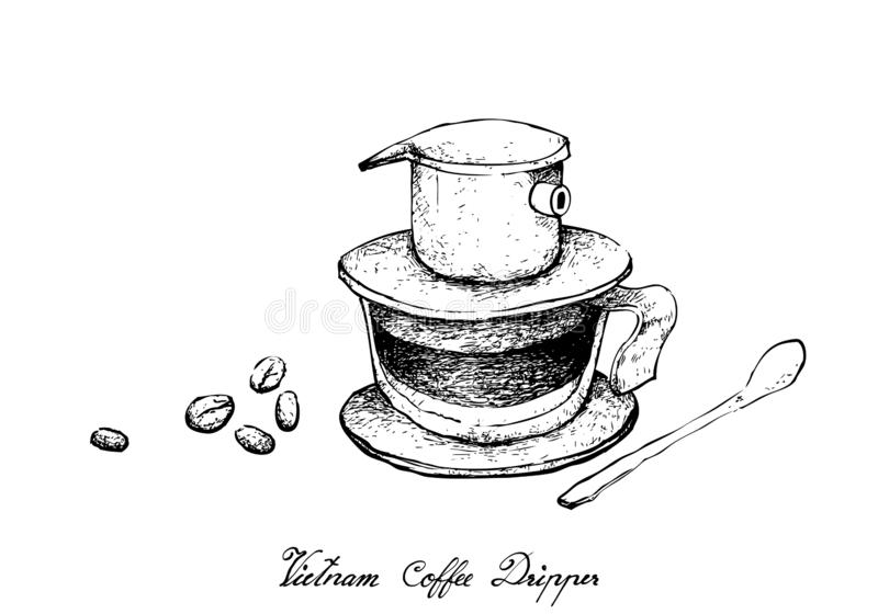 Coffee Vietnamese Stock Illustrations 214 Coffee Vietnamese Stock Illustrations Vectors Clipart Dreamstime