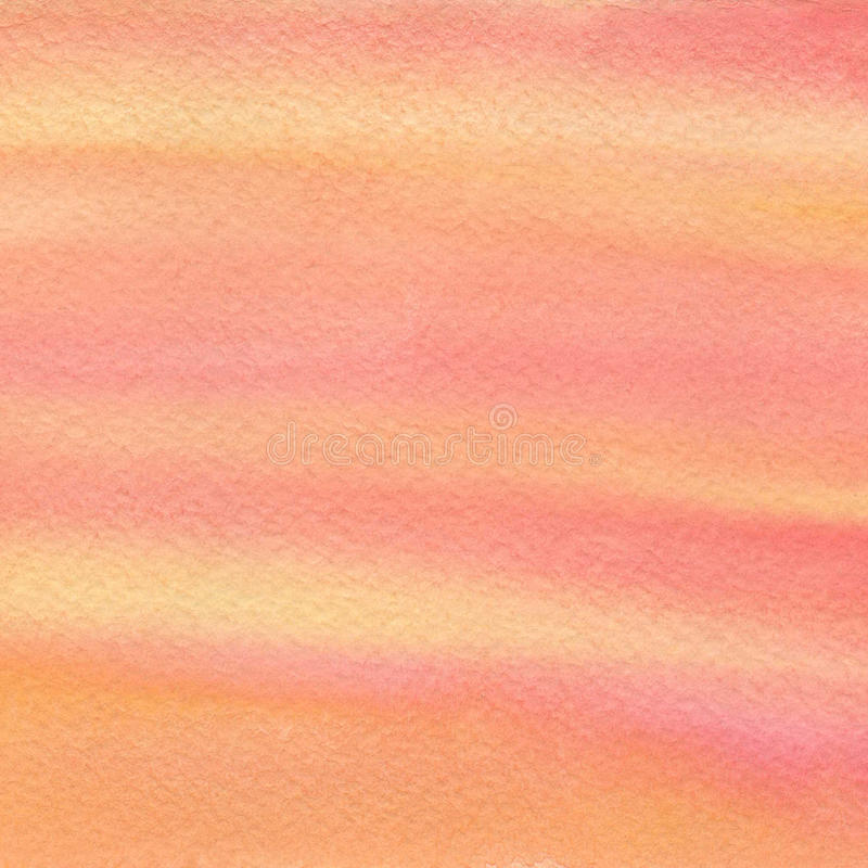 Hand drawn watercolor background stock images