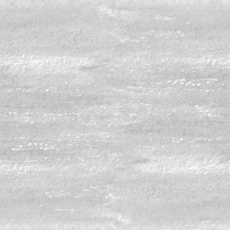Hand drawn watercolor gray texture seamless pattern. With sharp edges stock photo