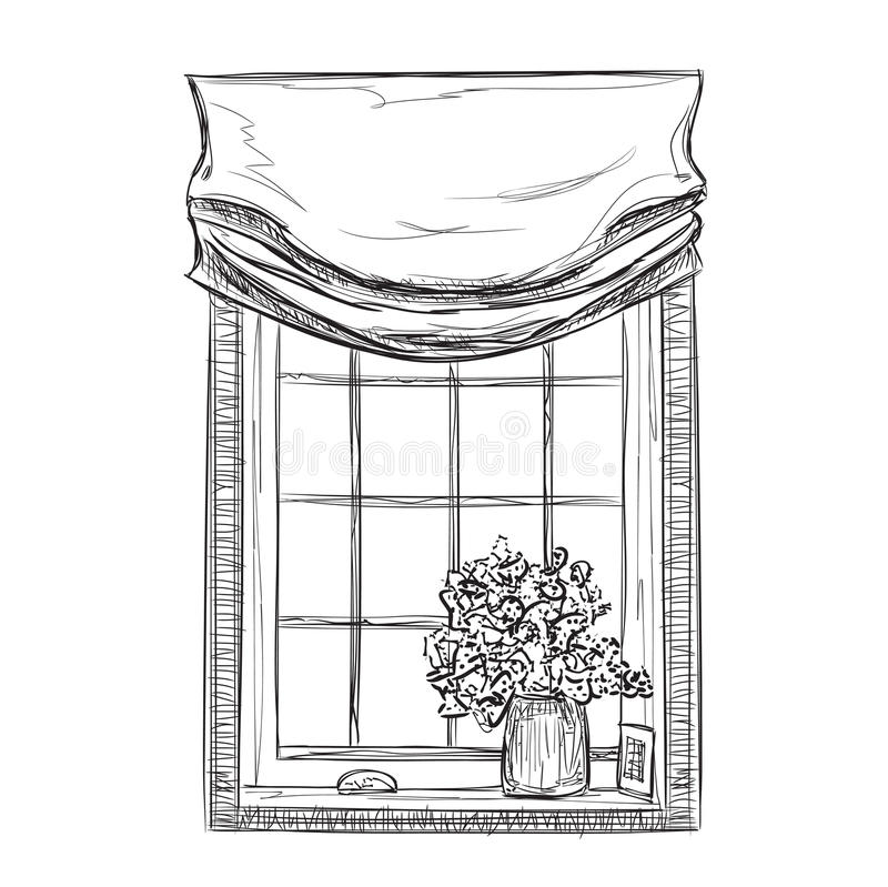 Hand drawn windows sketch stock vector illustration of sketch download hand drawn windows sketch stock vector illustration of sketch 65101963 thecheapjerseys Images