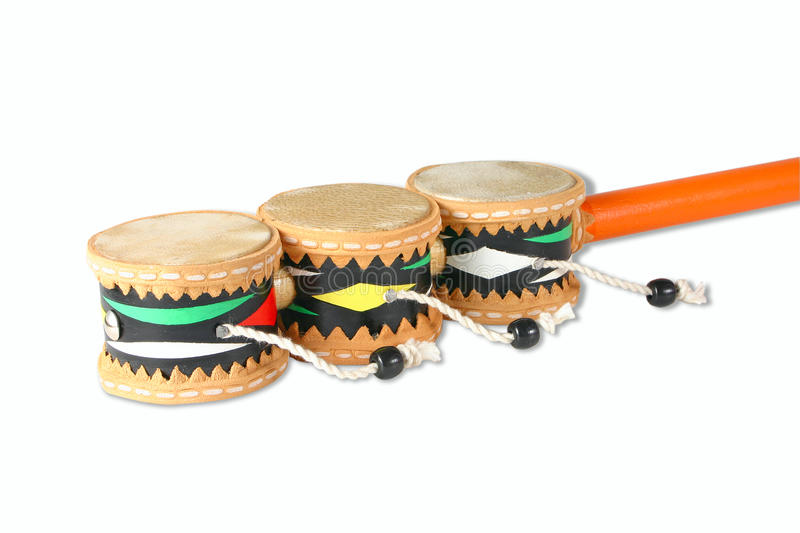Download Hand Drums stock photo. Image of loud, artisan, carved - 17915864