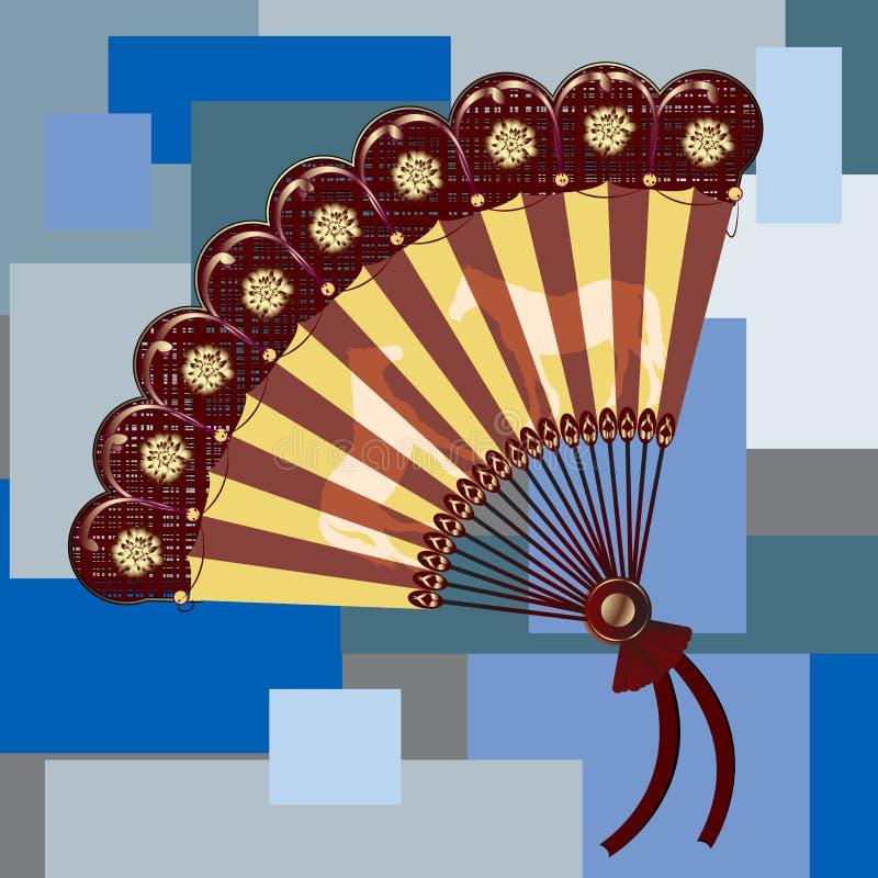 Free Hand Fan Stock Photo - 13425620