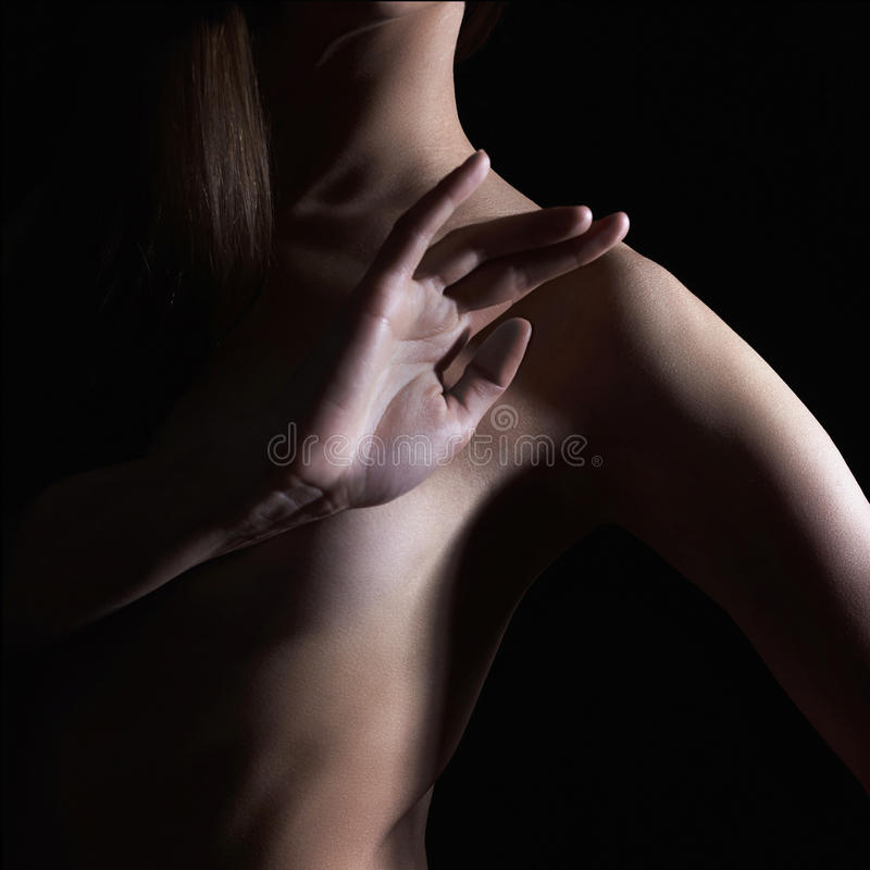 Hand.female body part royalty free stock images