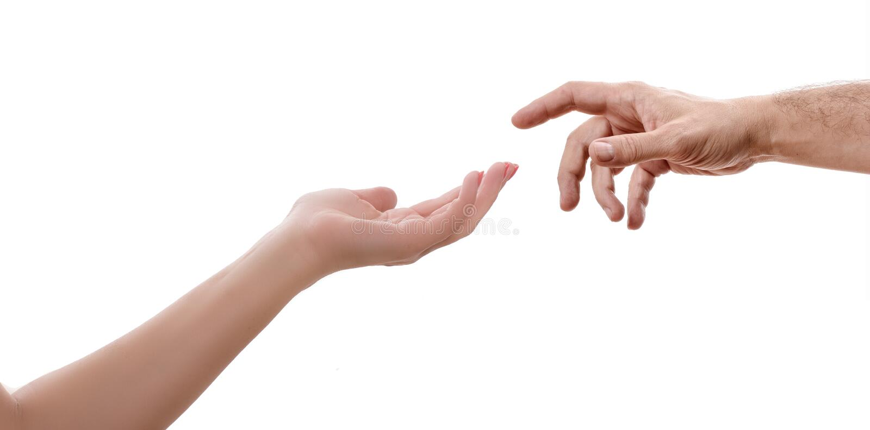 Hand, Finger, Close Up, Thumb royalty free stock photos