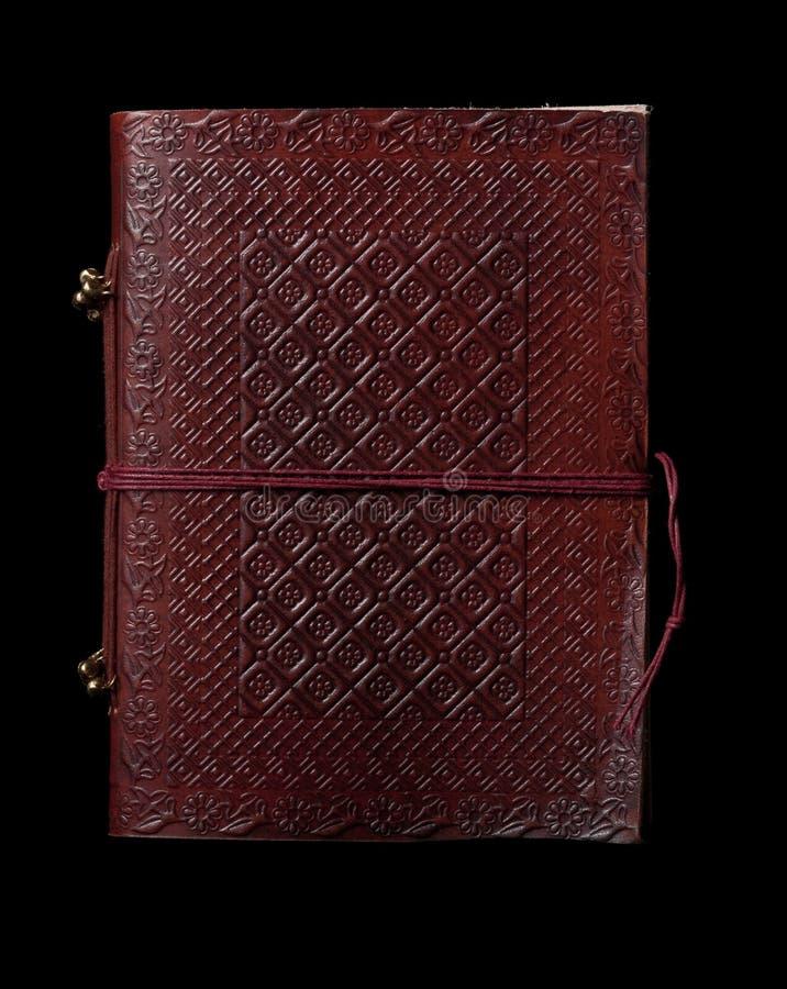 Hand - gemaakt boek royalty-vrije stock foto's