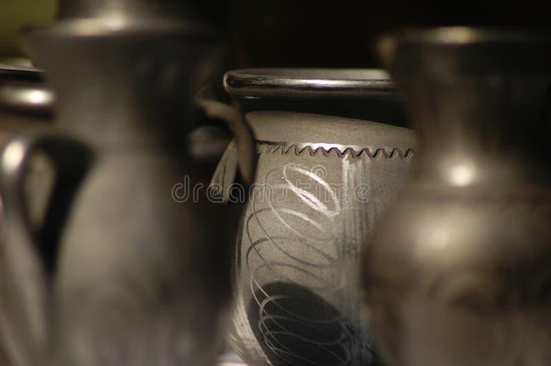 Hand - gemaakte Kommen - Roemenië - 2 royalty-vrije stock foto