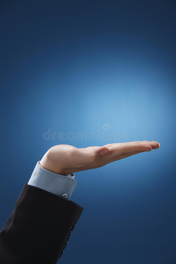 Hand Gesture royalty free stock photos