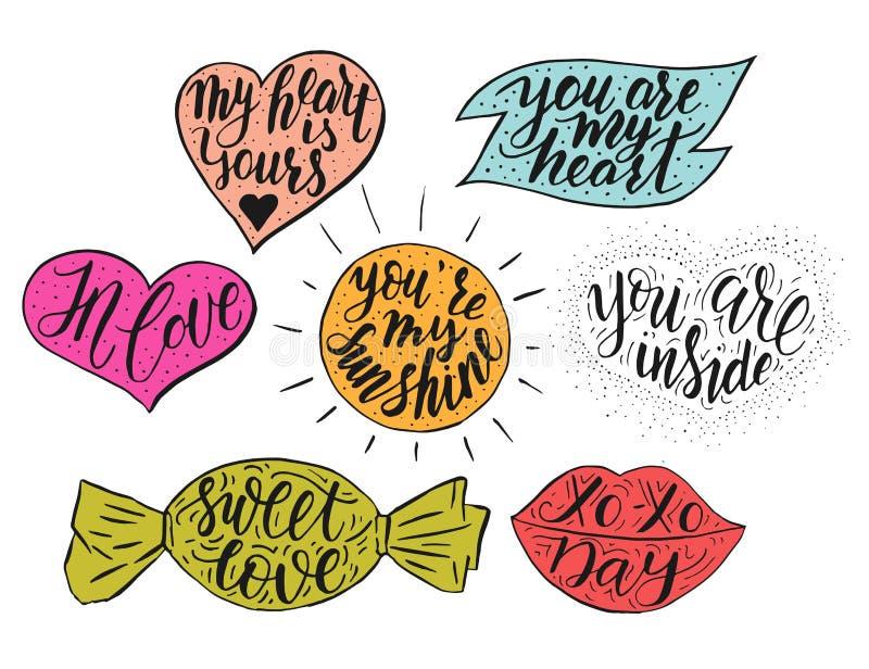 verschiedene Formen der Liebe