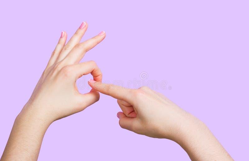 Girl hand sex