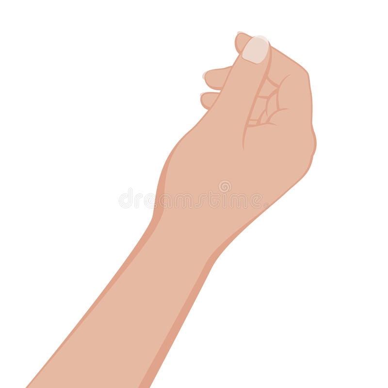 Download Hand Give Or Take Something Stock Vector - Image: 13670110