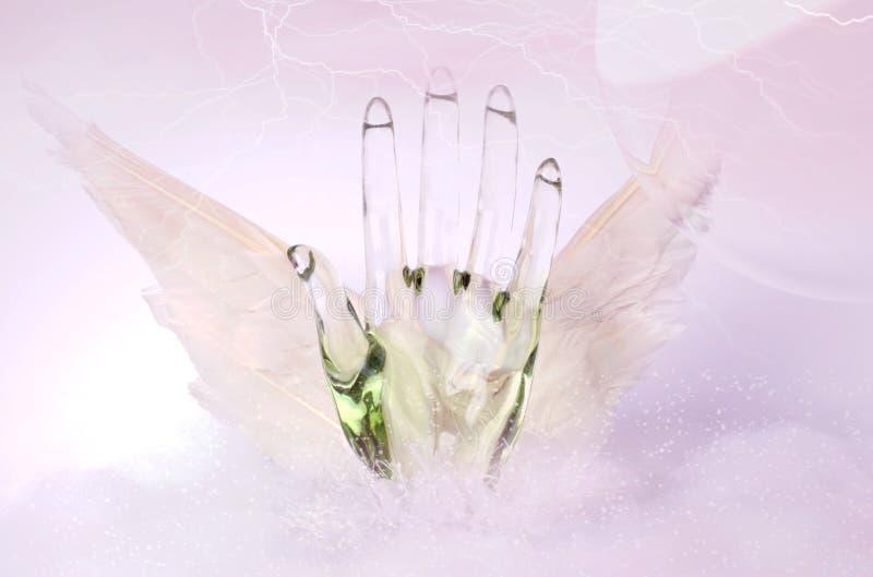 Download The Hand of God stock illustration. Image of catholicism - 26201478