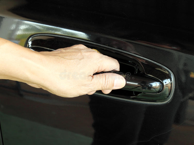 Car Door Handle Hand Contemporary Car Keys Stuck Inside Car In Need ...