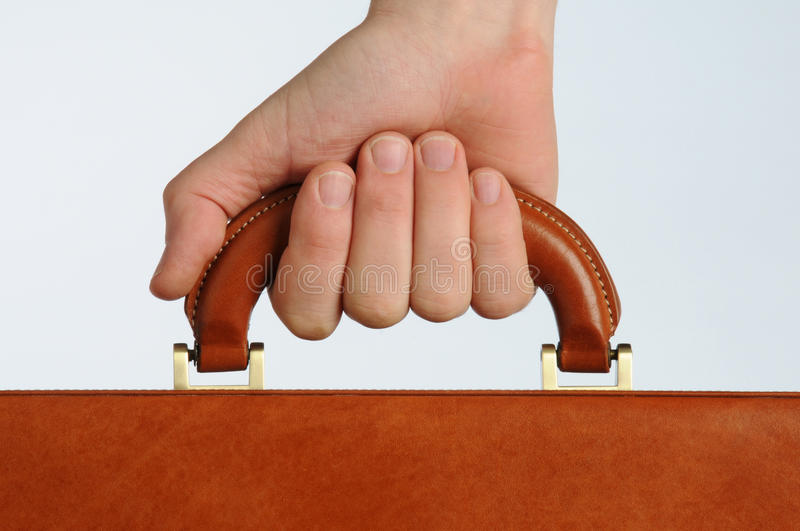 Download Hand gripping handle stock image. Image of brown, businessman - 26722217