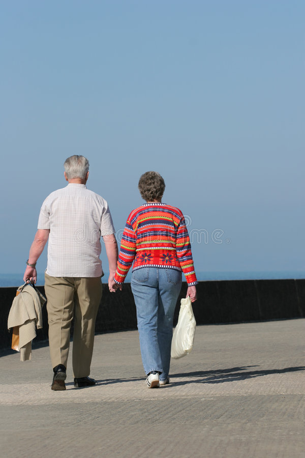 Download Hand In Hand stock image. Image of mature, emotion, clothing - 2312955