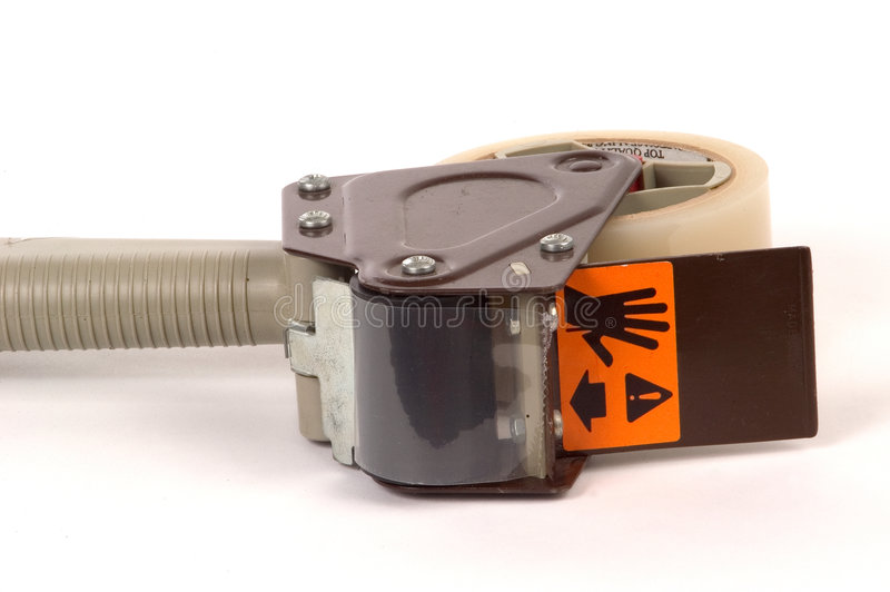 Download Hand Hazard stock photo. Image of tape, orange, packing, shipping - 8526