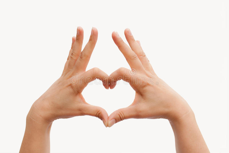 Download Hand heart stock photo. Image of passion, romantic, body - 21292254