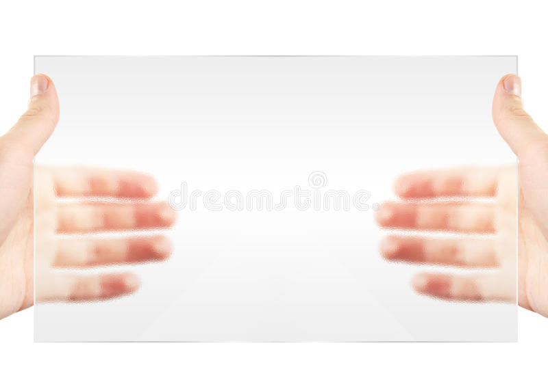 Download Hand Hold Display. Blank Empty Copy Space Stock Photo - Image of hold, equipment: 17386386