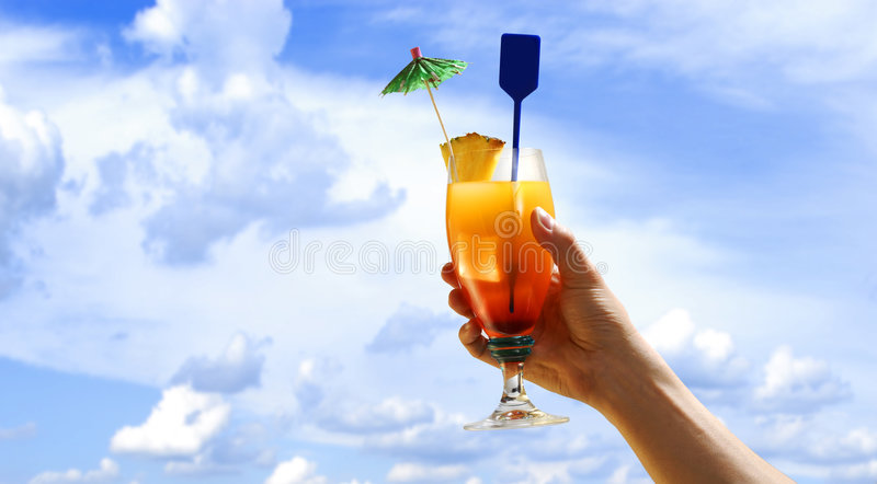 Download Hand holding a drink stock image. Image of celebrate, glass - 2179597