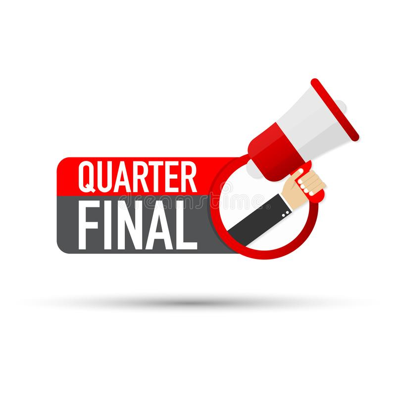 Quarter Final Stock Illustrations 124 Quarter Final Stock Illustrations Vectors Clipart Dreamstime