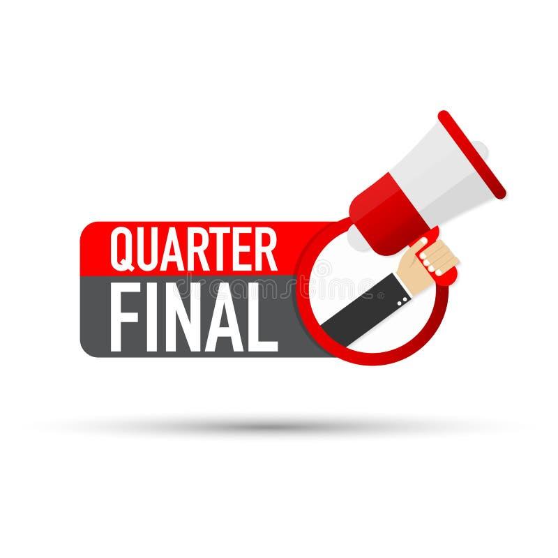 Quarter Final Stock Illustrations 124 Quarter Final Stock Illustrations Vectors Clipart Dreamstime