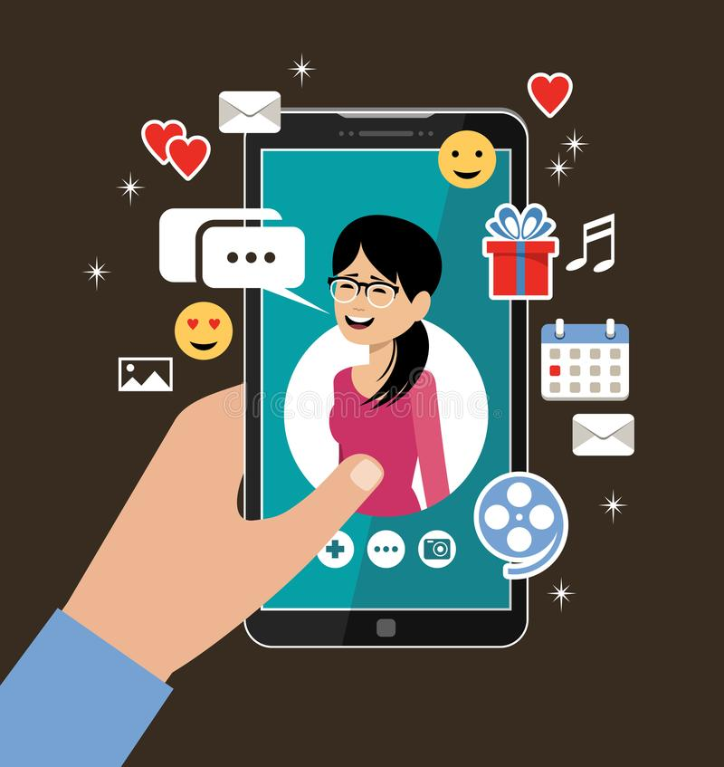 Download online dating social network