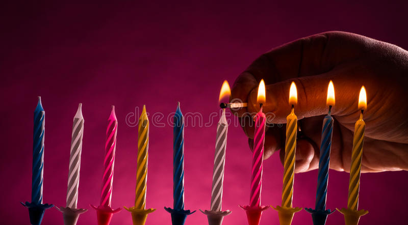 Download Hand Lighting Up Birthday Candles Stock Image - Image of decoration birthday 36367709 & Hand Lighting Up Birthday Candles Stock Image - Image of decoration ...