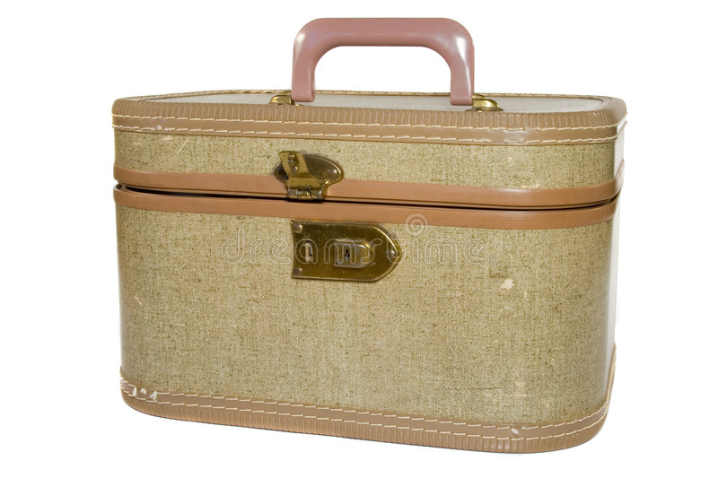Download Hand Luggage stock image. Image of leather, passenger - 4025569