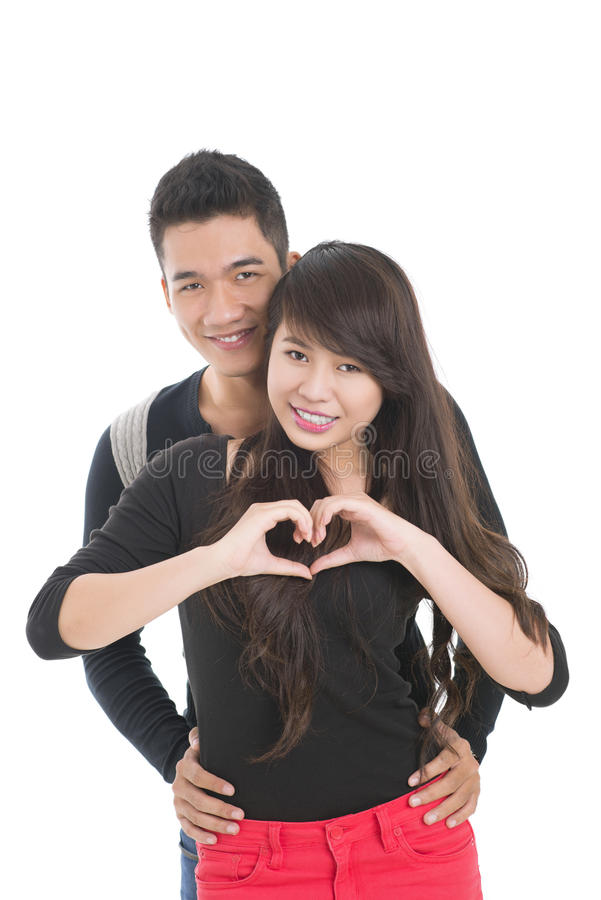 Hand-made heart
