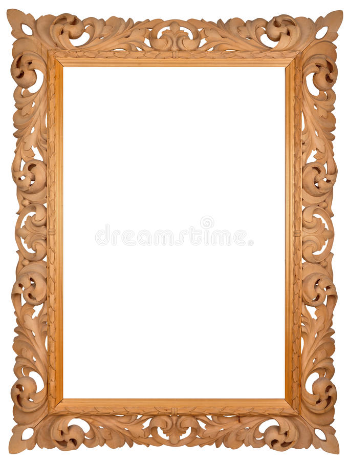 Download Hand-made picture frame stock photo. Image of decorate - 18704400