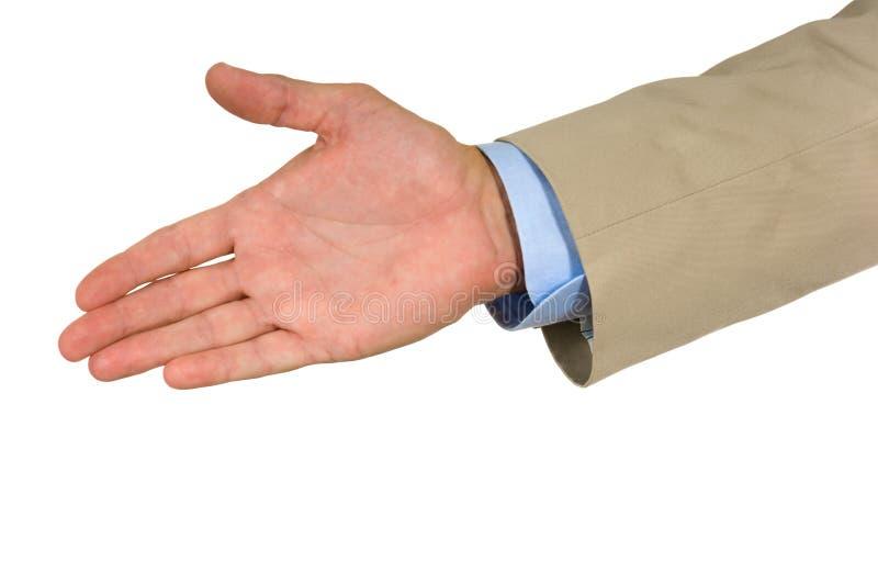 hand offered στοκ φωτογραφία με δικαίωμα ελεύθερης χρήσης