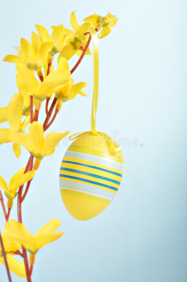Download Hand-painted Easter egg stock image. Image of easter - 18166339