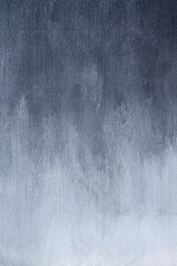 Hand Painted Ombre Texture. Hand painted ombre wood grain texture background in shades of grey stock photo