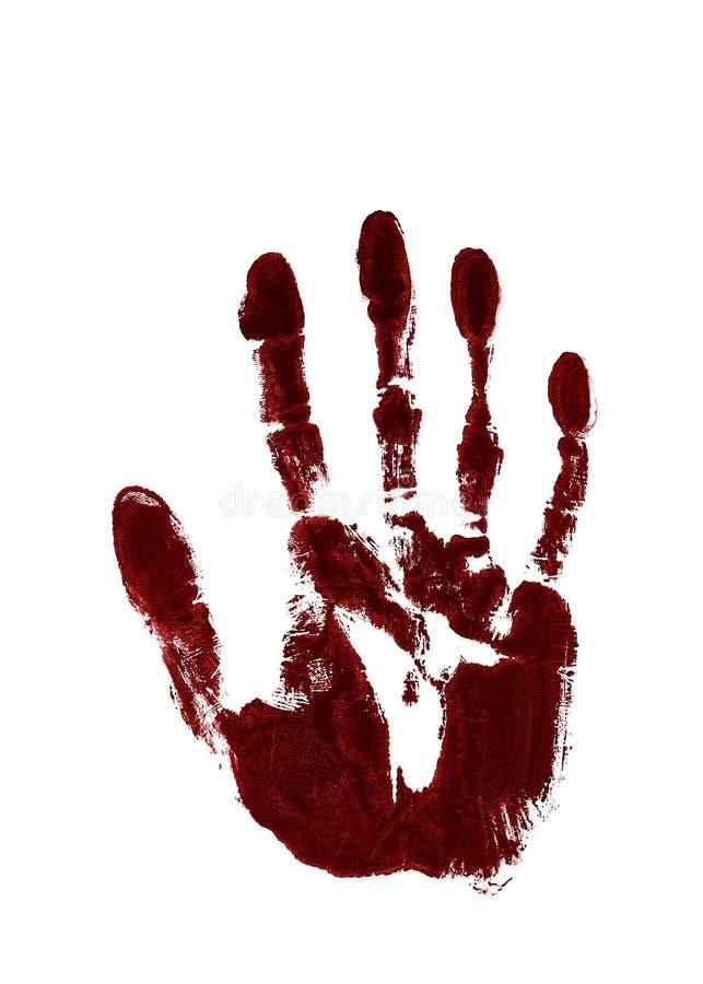 Download Hand print of male stock illustration. Illustration of bones - 3383909