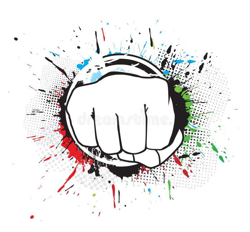 Hand punch